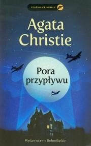 okładka Pora przypływu, Książka | Agata Christie