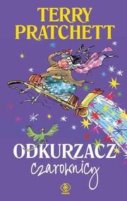 okładka Odkurzacz czarownicy, Książka   Terry Pratchett