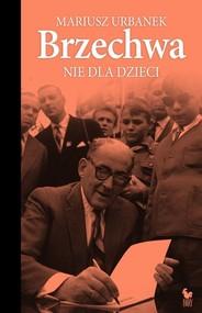 okładka Brzechwa nie dla dzieci, Książka | Mariusz Urbanek