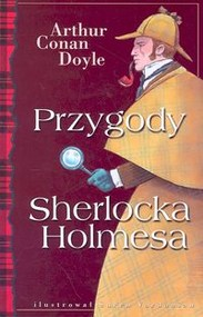 okładka Przygody Sherlocka Holmesa, Książka | Arthur Conan Doyle