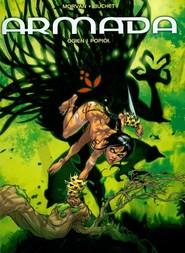 okładka Armada Ogień i popiół Tom 1, Książka | Jean-David Morvan, Philippe Buchet