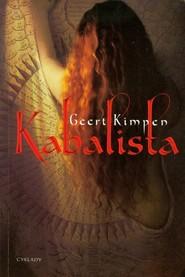 okładka Kabalista, Książka   Kimpen Geert