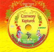 okładka Czerwony kapturek Słuchowisko + CD, Książka | Charles Perrault