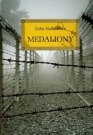 okładka Medaliony, Książka   Zofia Nałkowska