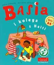 okładka Basia i kolega z Haiti, Książka | Zofia Stanecka, Marianna Oklejak