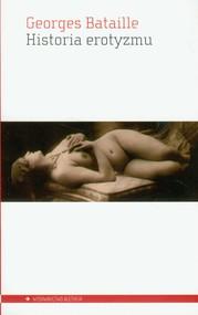 okładka Historia erotyzmu, Książka | Bataille Georges