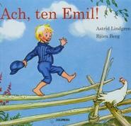 okładka Ach, ten Emil!, Książka | Astrid Lindgren