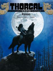 okładka Thorgal Louve Raissa Tom 1, Książka | Roman Surżenko, Pennetier Yann