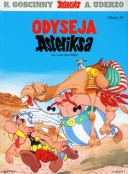 okładka Asteriks Odyseja Asteriksa 26, Książka | Albert Uderzo