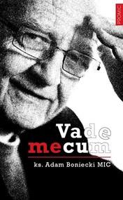 okładka Vademecum, Książka   ks. Adam Boniecki