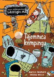 okładka Tajemnica kempingu, Książka | Martin Widmark