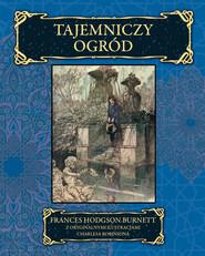 okładka Tajemniczy ogród, Książka | Burnett Frances Hodgson