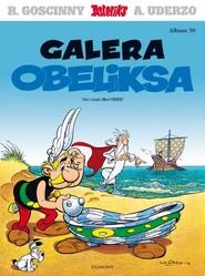 okładka Asteriks Galera Obeliksa Tom 30, Książka | Albert Uderzo
