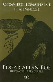 okładka Opowieści kryminalne i tajemnicze, Książka | Edgar Allan Poe