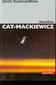 okładka Dom Radziwiłłów, Książka | Stanisław Cat-Mackiewicz