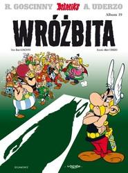 okładka Asteriks Wróżbita Tom 19, Książka | René Goscinny, Albert Uderzo