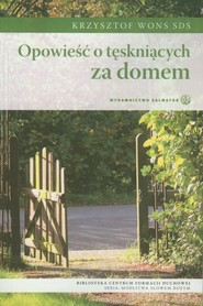 okładka Opowieść o tęskniących za domem, Książka | Krzysztof Wons