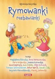okładka Rymowanki Rozbawianki + CD, Książka |