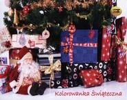 okładka Kolorowanka świąteczna, Książka |