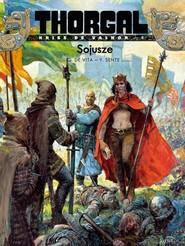 okładka Thorgal Kriss de Valnor Sojusze Tom 4, Książka | Yves Sente