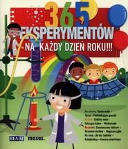 okładka 365 eksperymentów na każdy dzień roku, Książka |
