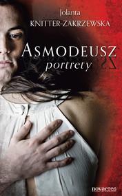okładka Asmodeusz. Portrety, Ebook | Jolanta  Knitter-Zakrzewska