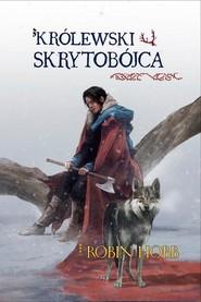 okładka Królewski skrytobójca, Książka | Hobb Robin