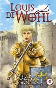 okładka Boża wojowniczka, Książka | Wohl Louis