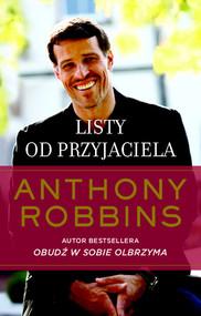 okładka Listy od przyjaciela, Książka | Anthony Robbins