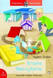 okładka Kraina nieczytania 2 etap czytania, Książka | Magdalena Zarębska