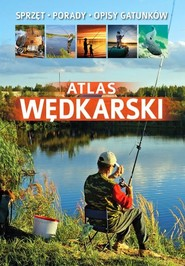 okładka Atlas wędkarski, Książka | Kolasa Łukasz
