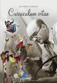 okładka Curriculum vitae, Książka | Jan Marcin Szancer