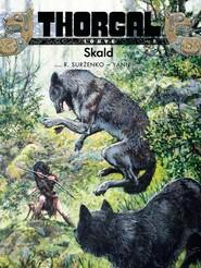 okładka Thorgal Louve Skald Tom 5, Książka | Yann Yann