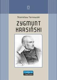 okładka Zygmunt Krasiński, Książka | Tarnowski Stanisław