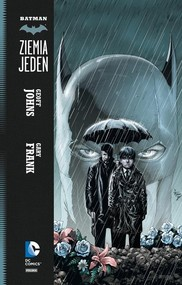 okładka Batman - Ziemia Jeden, Książka | Geoff Johns