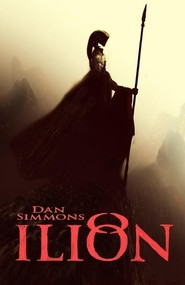 okładka Ilion, Książka | Simmons Dan