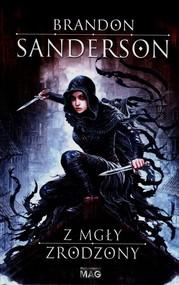okładka Z mgły zrodzony, Książka | Brandon Sanderson
