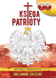 okładka Księga patrioty XS, Książka |
