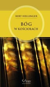 okładka Bóg w Kościołach, Książka | Bert Hellinger