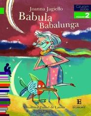 okładka Czytam sobie Babula Babalunga Poziom 2, Książka | Joanna Jagiełło