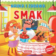 okładka Nauka i zabawa Smak, Książka | Agnieszka Nożyńska-Demianiuk