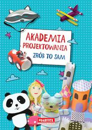 okładka Akademia Projektowania, Książka |