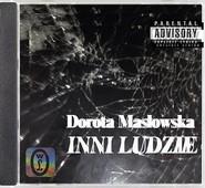 okładka Inni ludzie, Książka | Dorota Masłowska