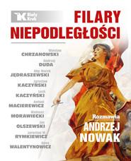 okładka Filary niepodległości, Książka | Andrzej Nowak
