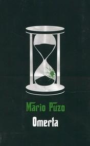 okładka Omerta, Książka | Mario Puzo