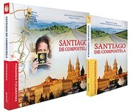 okładka Santiago de Compostela Poradnik i przewodnik pielgrzyma, Książka | Zbigniew Iwański, Andrzej Kołaczkowski-Bochenek