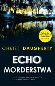 okładka Echo morderstwa, Książka | Daugherty Christie