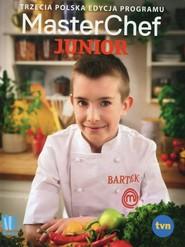 okładka Masterchef Junior Trzecia edycja, Książka |