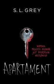 okładka Apartament, Książka | Sarah Lotz, Louis Greenberg