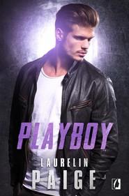 okładka Playboy, Książka | Laurelin Paige